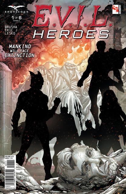 E.V.I.L. Heroes
