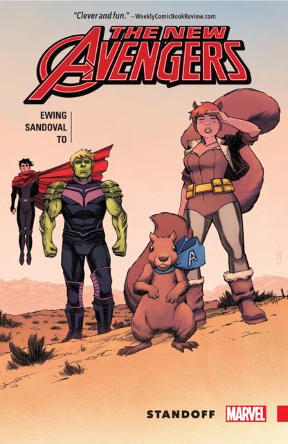 New Avengers: A.I.M.: Standoff