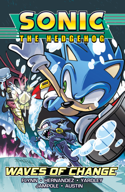Sonic the Hedgehog: Waves of Change
