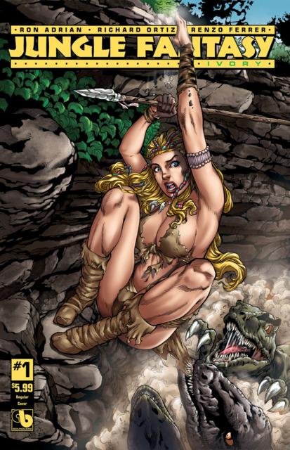 Jungle Fantasy: Ivory