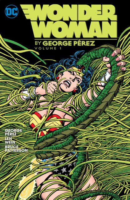 Wonder Woman By George Pérez