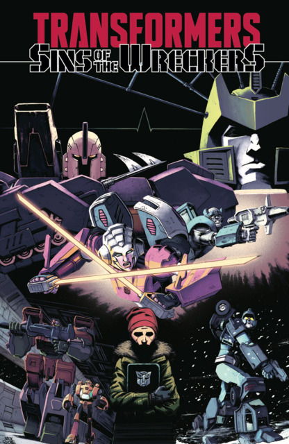 The Transformers: Sins of the Wreckers