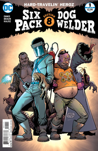 Sixpack and Dogwelder: Hard-Travelin' Heroz