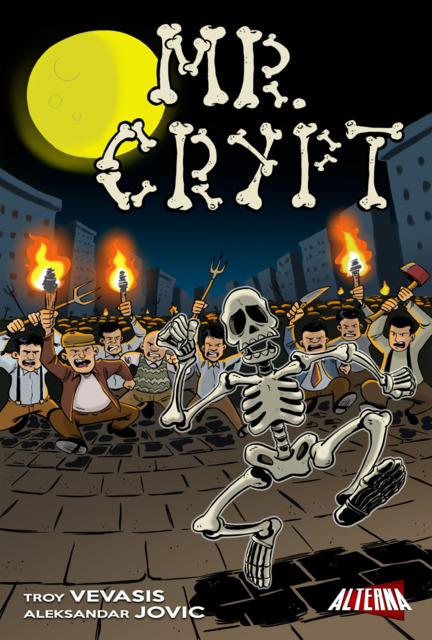 Mr. Crypt