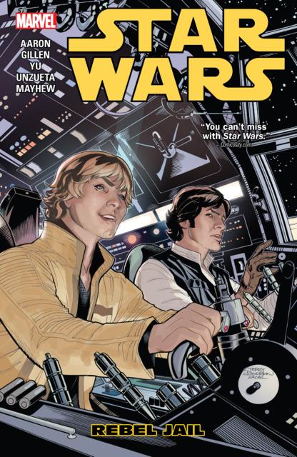 Star Wars: Rebel Jail
