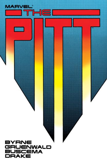Marvel Graphic Novel: The Pitt