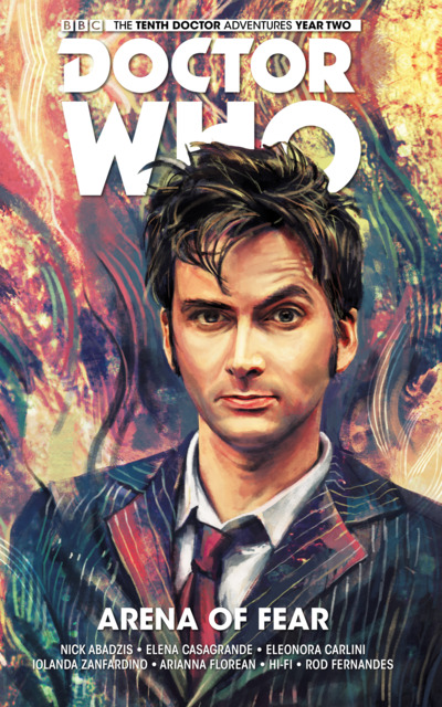 Doctor Who: The Tenth Doctor: Arena of Fear
