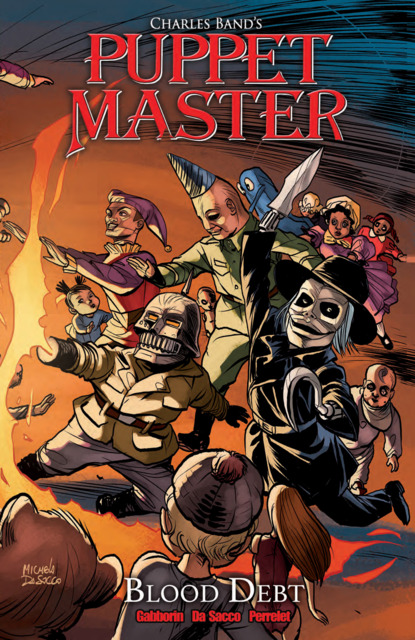 Puppet Master: Blood Debt