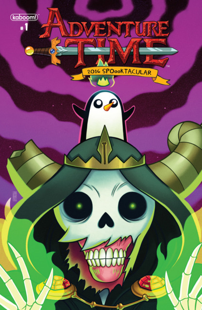 Adventure Time 2016 Spoooktacular
