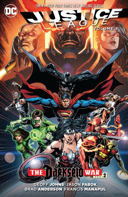 Justice League: Darkseid War Part 2