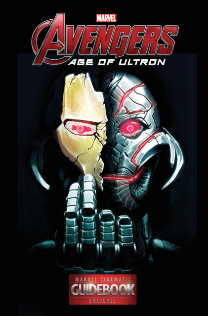 Guidebook To the Marvel Cinematic Universe – Marvel's Avengers: Age of Ultron