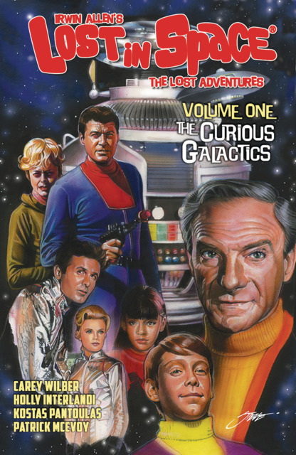 Irwin Allen's Lost in Space: The Lost Adventures: The Curious Galactics