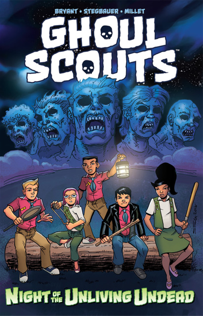 Ghoul Scouts: Night of the Unliving Dead