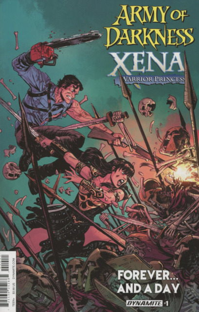 Army of Darkness/Xena: Forever... And A Day