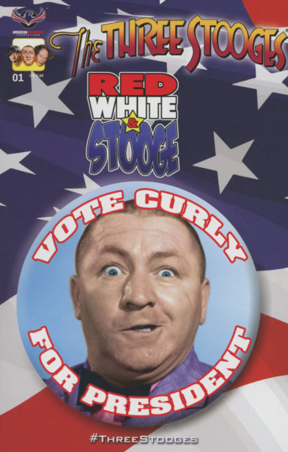 The Three Stooges: Red White & Stooge