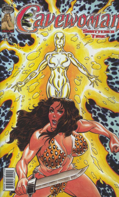 Cavewoman: Shattered Time