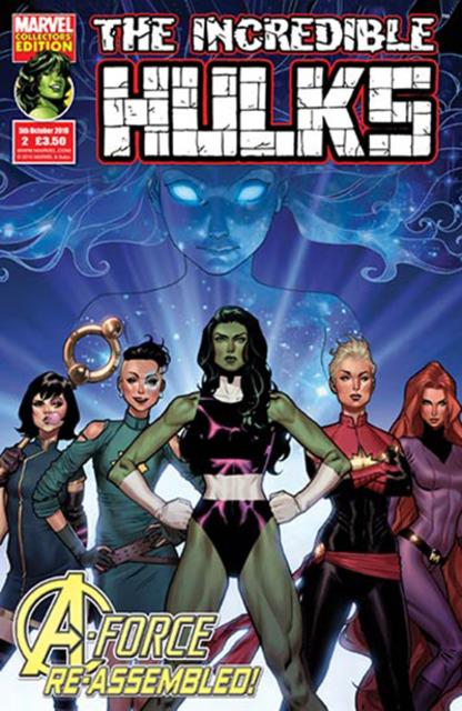 The Incredible Hulks