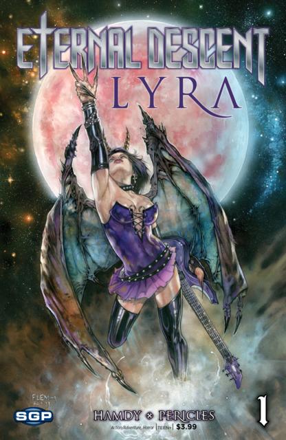 Eternal Descent: Lyra