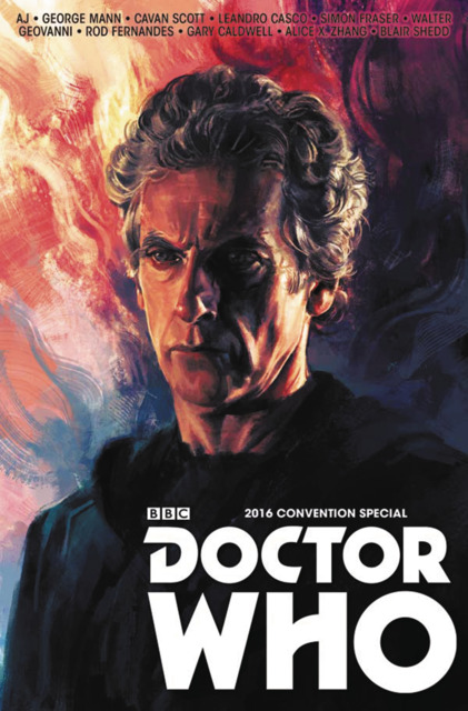 Doctor Who: The Long Con