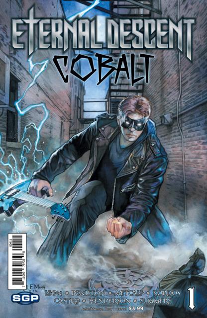 Eternal Descent: Cobalt