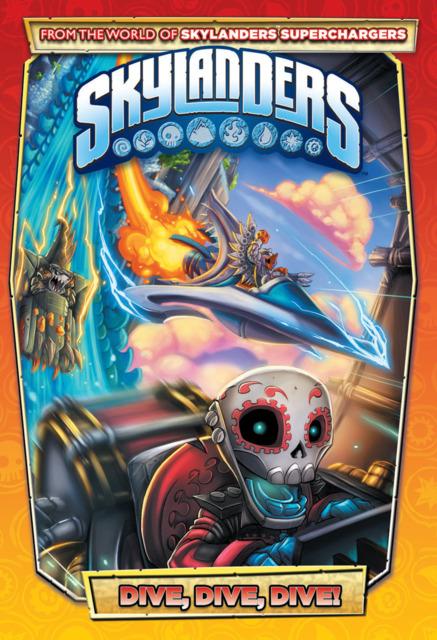 Skylanders: Dive, Dive, Dive!