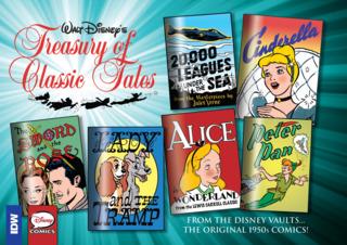 Walt Disney's Treasury of Classic Tales