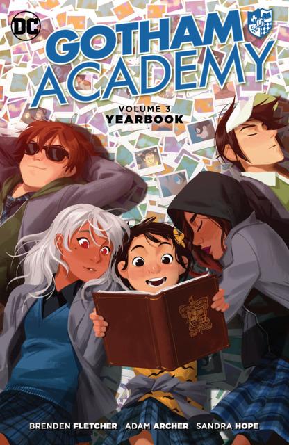 Gotham Academy: Yearbook