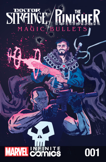 Doctor Strange/Punisher: Magic Bullets Infinite Comic