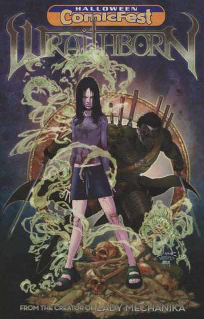 Wraithborn: Halloween ComicFest