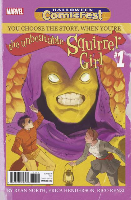 The Unbeatable Squirrel Girl: Halloween ComicFest