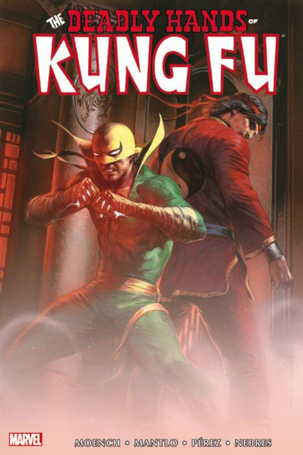 The Deadly Hands of Kung Fu Omnibus