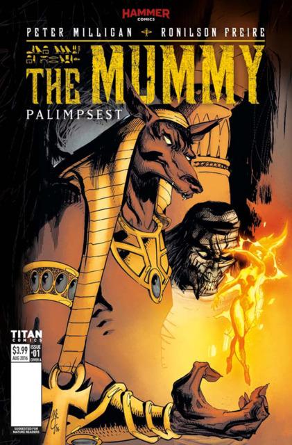 The Mummy: Palimpsest