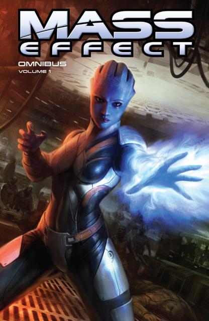 Mass Effect Omnibus