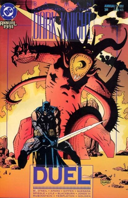 Legends of the Dark Knight Annual