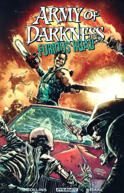 Army of Darkness Furious Road