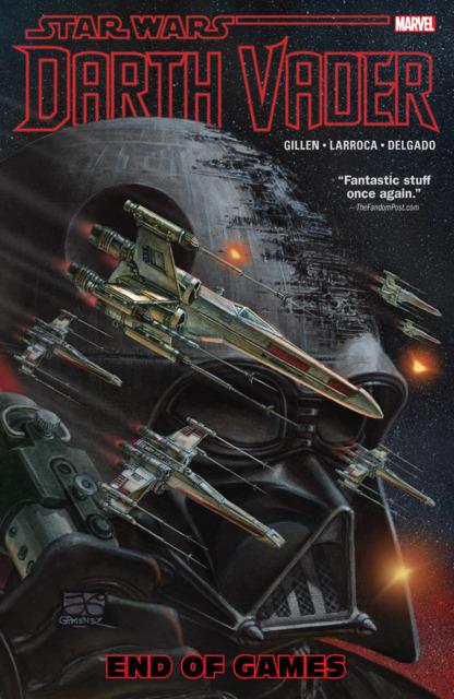 Star Wars: Darth Vader: End of Games