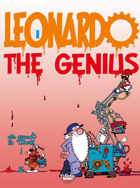 Leonardo the Genius