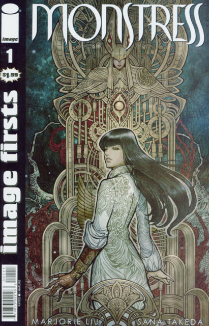 Image Firsts: Monstress