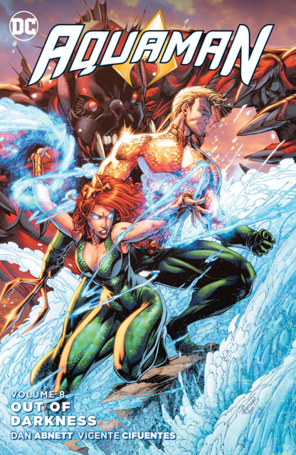 Aquaman: Out of Darkness