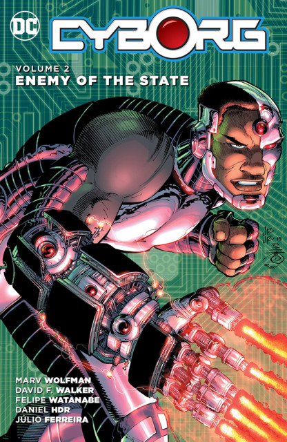 Cyborg: Enemy of the State