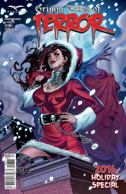 Grimm Tales of Terror 2016 Holiday Special
