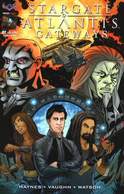 Stargate Atlantis: Gateways