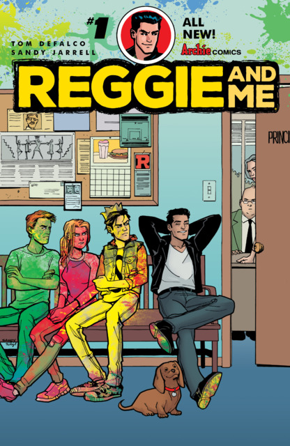 Reggie and Me