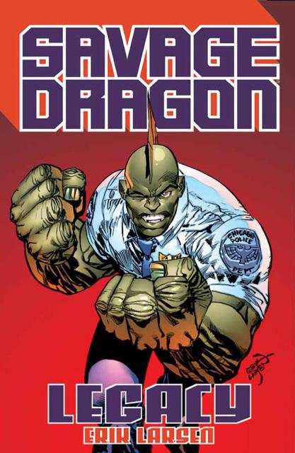 Savage Dragon: Legacy