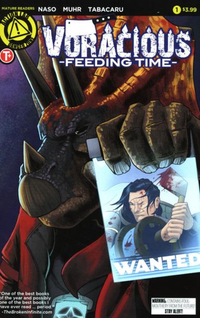 Voracious: Feeding Time
