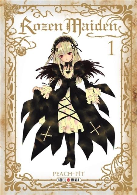 Rozen Maiden I