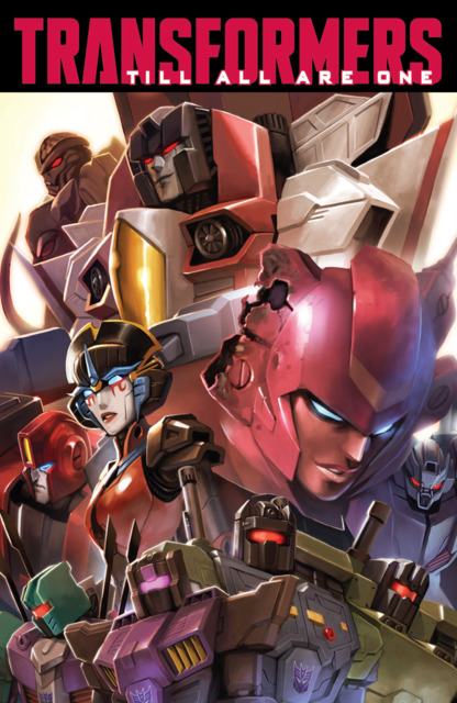 The Transformers: Till All Are One