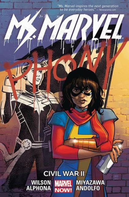 Ms. Marvel: Civil War II
