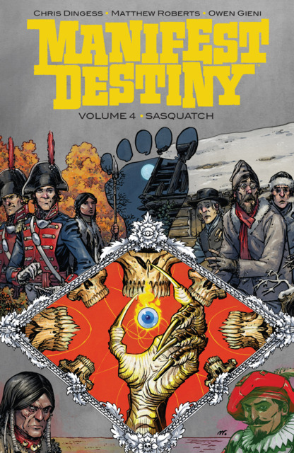 Manifest Destiny: Sasquatch