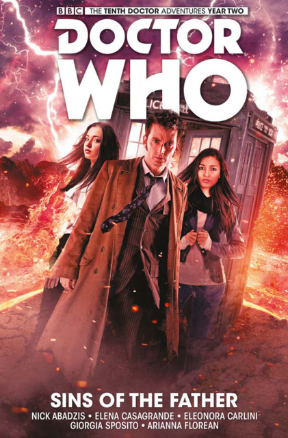 Doctor Who: The Tenth Doctor: Sins of the Father